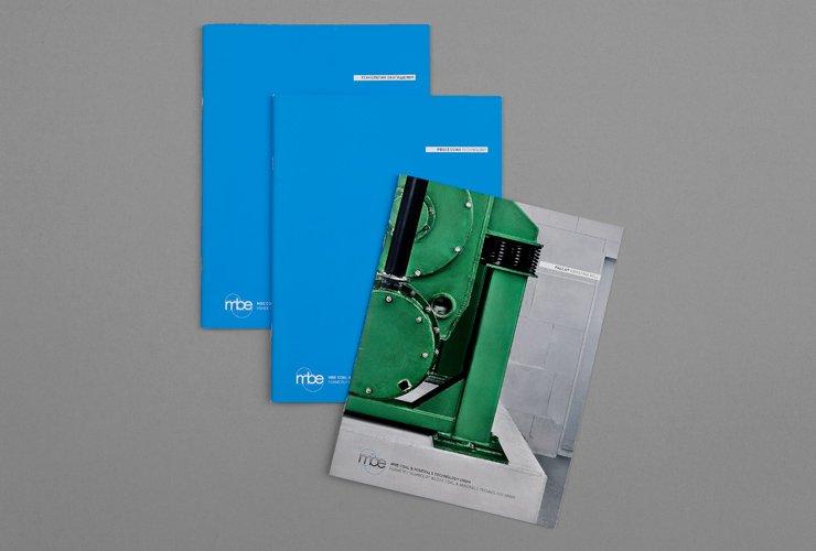 Produkt- und Image-Broschüren auf  englisch, russisch, chinesisch, spanisch u.v.a.