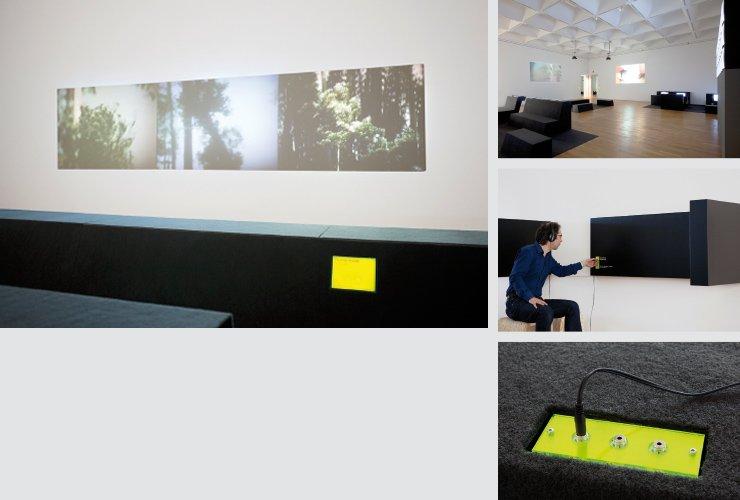 Möbel- und Raumansichten – Detail des Tonanschlusses